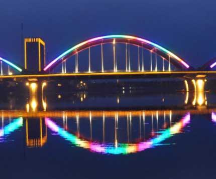 山东圣源湖大桥
